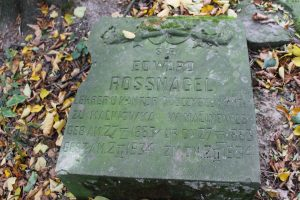23 Edward Rossnagel gravestone
